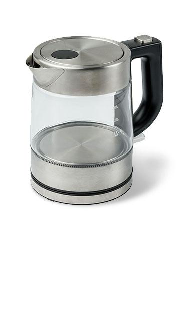 Unika Crystal vattenkokare liter glas vattenkokare - MiKE Interiör MiKE AB-81